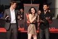 Apariciones Promocionales de Breaking Dawn (Amanecer) - twilight-series photo