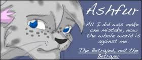 Ashfur!!