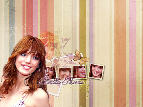 Bella Thorne Hintergrund probably with skin and a portrait titled BellaT!