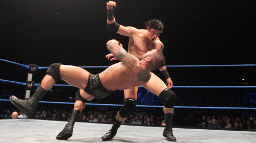 Birmingham, England - November 7, 2011 - wade-barrett Photo