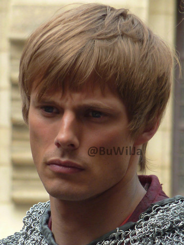 Bradley James: Well and Truly He Is A Work of Art (Face)