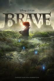 Merida - Legende der Highlands Movie Poster