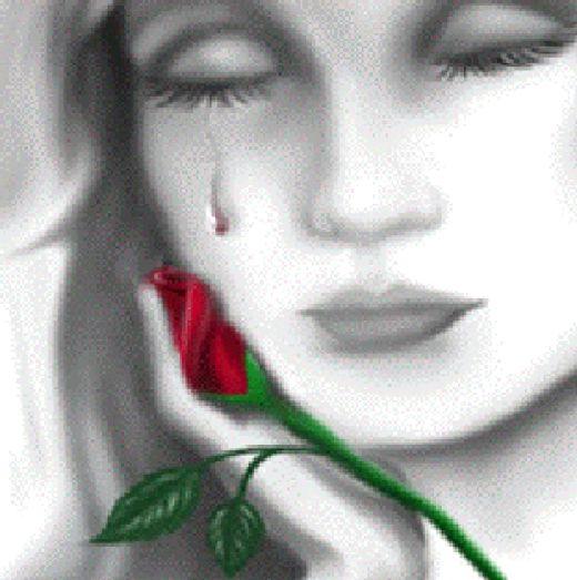 Broken heart broken