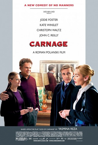 Carnage Poster