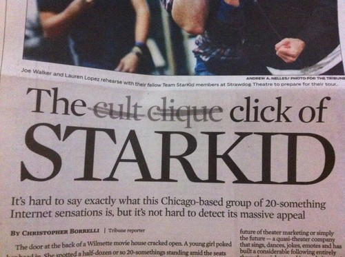Chicago Tribune 11/02/11