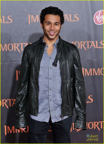 Corbin Bleu is Immortal