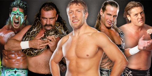 Daniel Bryan's Survivor Series Dream Team