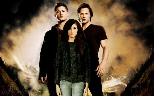 Dean, Sam, Brooke