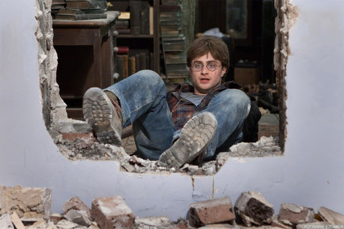 Deathly Hallows Part 1 Movie Still