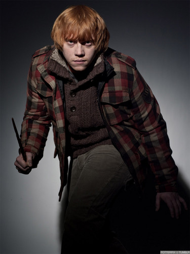 Deathly Hallows Part 1 Official Photoshoot