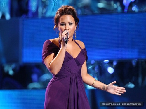 Demi - The 12th Annual Latin GRAMMY Awards - November 10, 2011