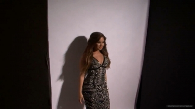 Demi at Latina Magazine