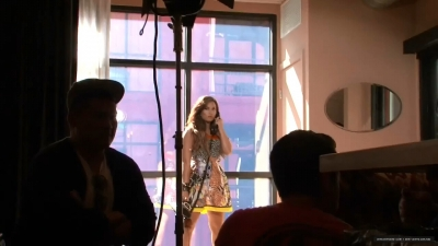Demi at Latina Magazine