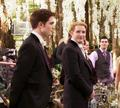 Detrás de Cámaras de Breaking Dawn (Amanecer) - twilight-series photo