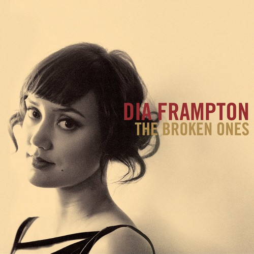 "Dia Frampton's first single ""The Broken Ones"" cover."