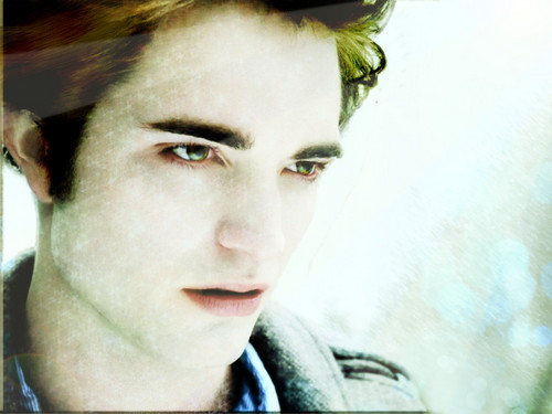 Edward Cullen wallpaper possibly with a portrait called ♥ EDWARD ♥