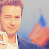 Edward Norton photo probably with a portrait titled Edward Norton