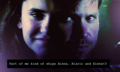 Eleric  - alaric-and-elena fan art