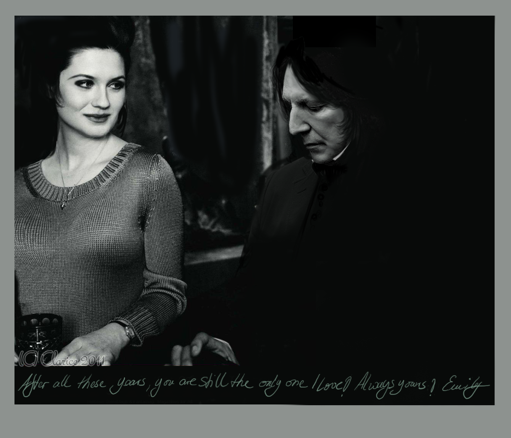Emily+Severus - After all...