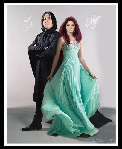 Emily+Severus - Beauty and the Bat