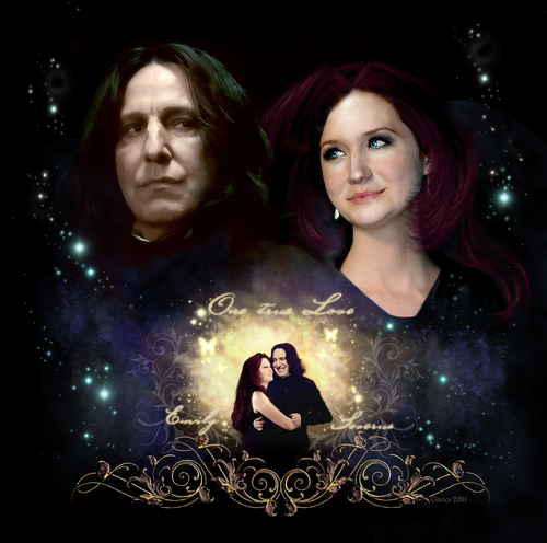 Emily+Severus - One true upendo