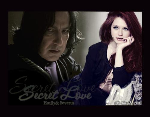Emily+Severus- Secret 사랑