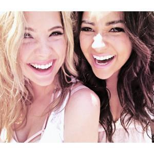 Emily and Hanna