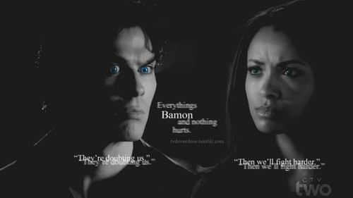 Everything's Bamon and nothing hurts