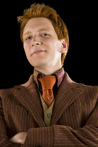 Fred weasley harry potter