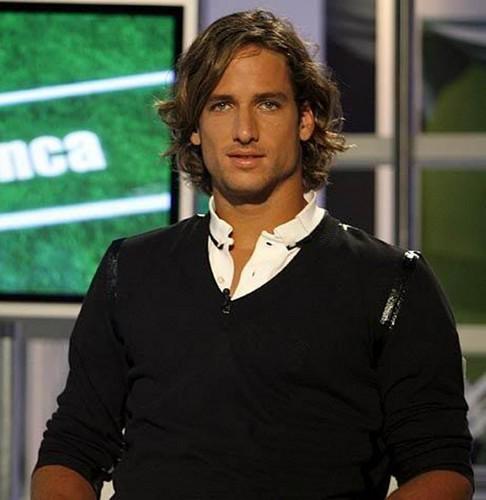 Feliciano Lopez sexy hair