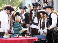 First Look At Hart Of Dixie's Thanksgiving Episode—Pirate Style!