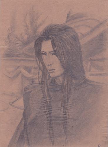GACKT as Nagao Kagetora/Uesugi Kenshin
