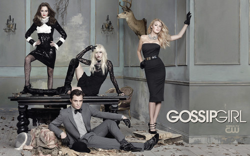 Gossip Girl wallpaper entitled GG