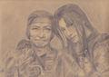 Gackt and Ogata Ken