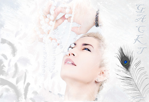 Gackt my angel in the snow