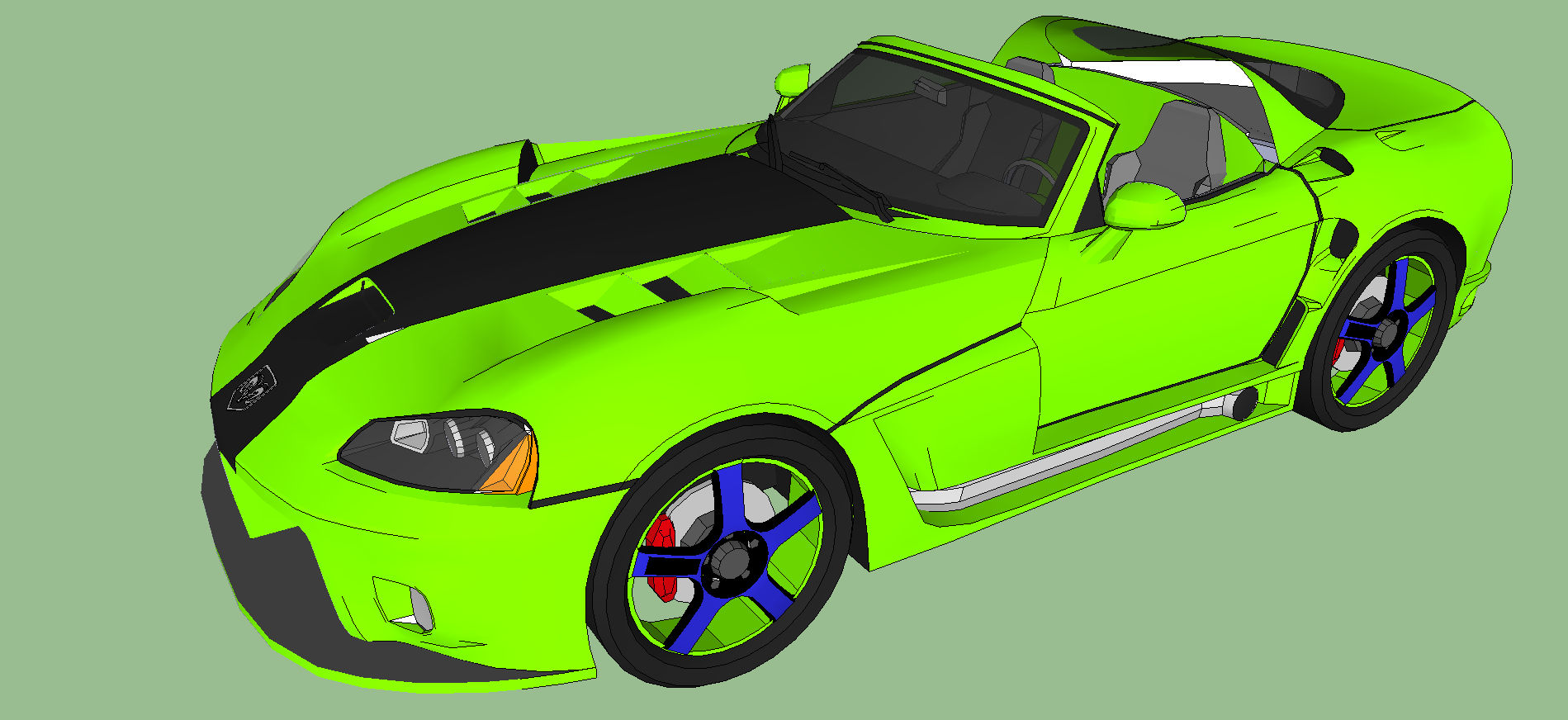 Green Car From Cars: The Sweetest *StarGirl1721* Images Green Car HD Wallpaper