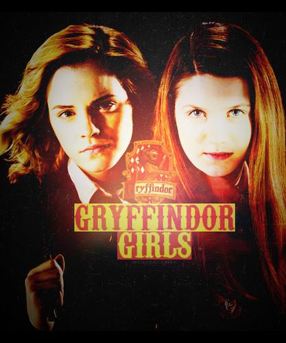 Gryffindor Girls