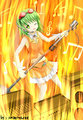 Gumi Megpoid - anime fan art