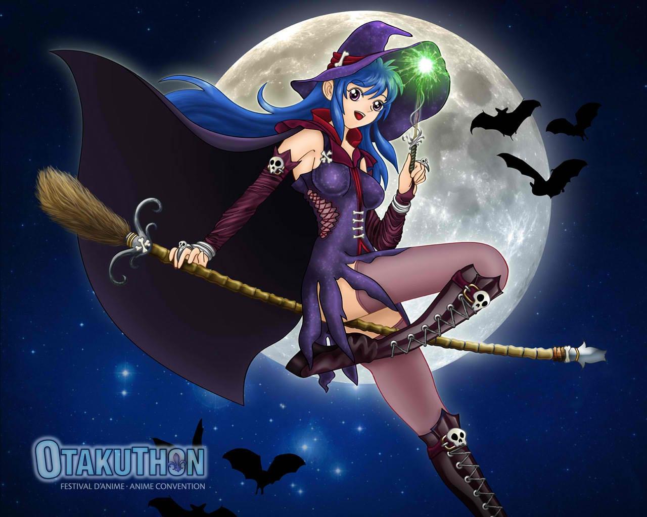 1500 x 555 jpeg 220kB, Portadas para Facebook - Halloween Anime Bruja ...: videodipornogratis.com/tag/imagenes-anime-halloween