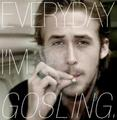 Happy Birthday Ryan! <3 - ryan-gosling fan art