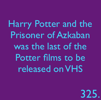 Harry Potter achtergrond entitled Harry Potter Facts