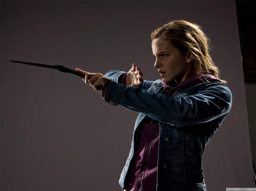 Harry Potter and the Deathly Hallows - Photoshoot