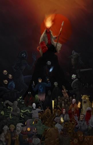 Hellboy/BPRD