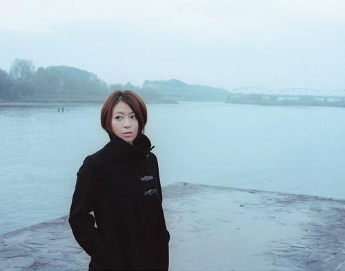 Utada Hikaru achtergrond called Hikki