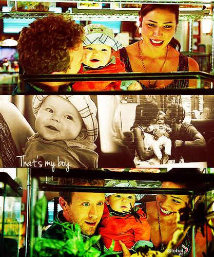 Hodgela and Michael ♥