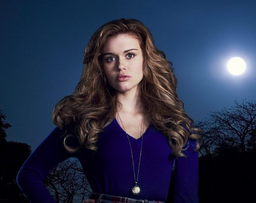 Holland Roden- Teen loup