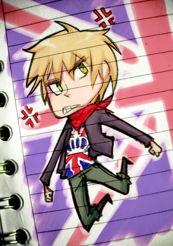 Iggy-kun! <3