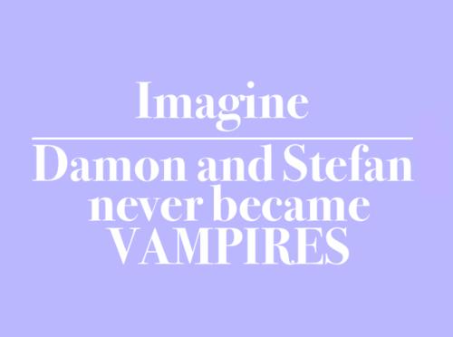 Imagine....