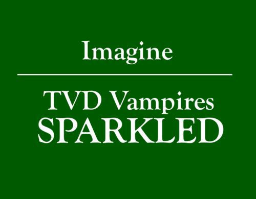 the vampire diaries série de televisão wallpaper called Imagine....