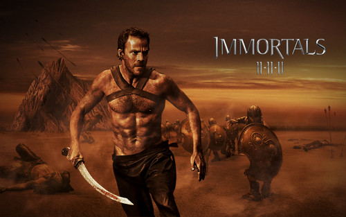 Movies images Immortals HD wallpaper and background photos